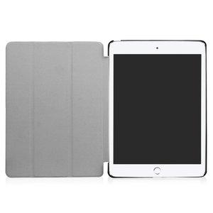 iPad 2017 Smart case II Donker roze