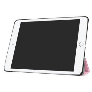 iPad 2017 Smart case II Licht roze