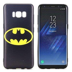 Samsung Galaxy S8 TPU hoes  Batman logo
