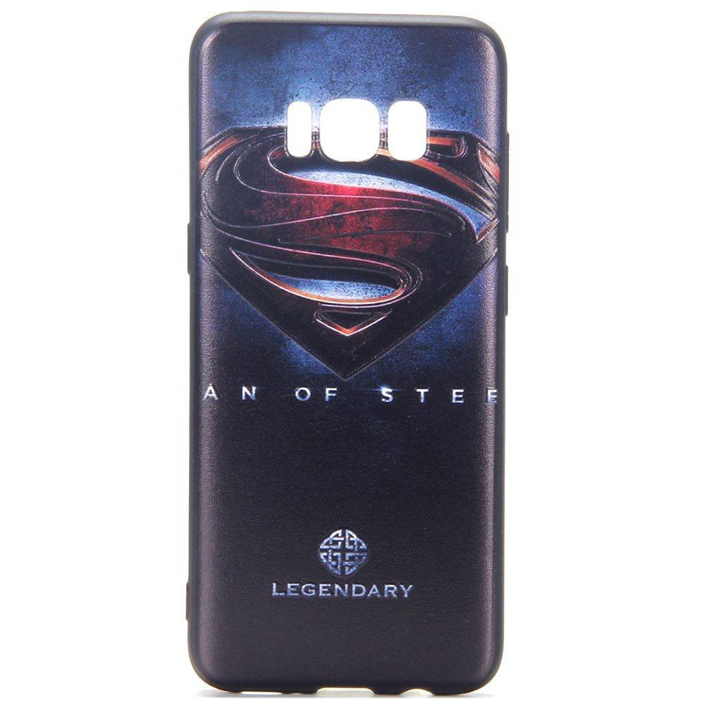 Samsung Galaxy S8 TPU hoes  Superman logo