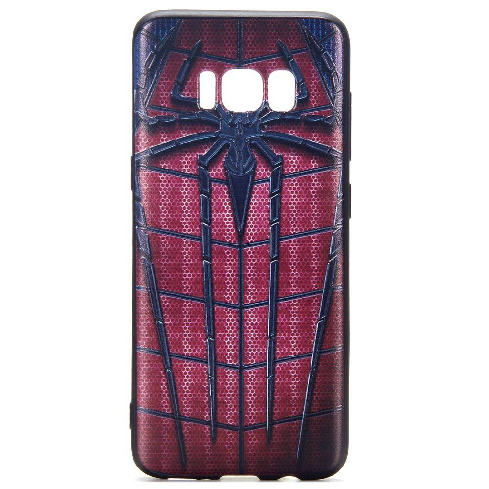 Spiderman Samsung Galaxy S8 TPU hoes