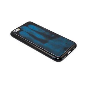 iPhone SE, 5 en 5s Thermo hoesje Zwart wordt blauw bij warmte