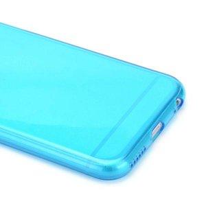 Blauw slim fit iPhone 6 TPU hoesje