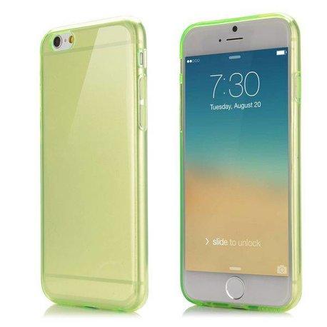 Groen slim fit iPhone 6 TPU hoesje