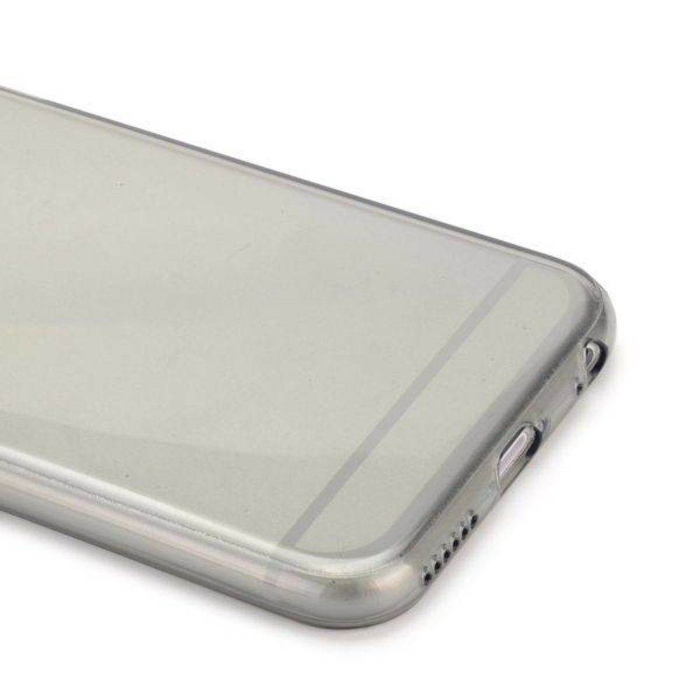Grijs slim fit iPhone 6 TPU hoesje