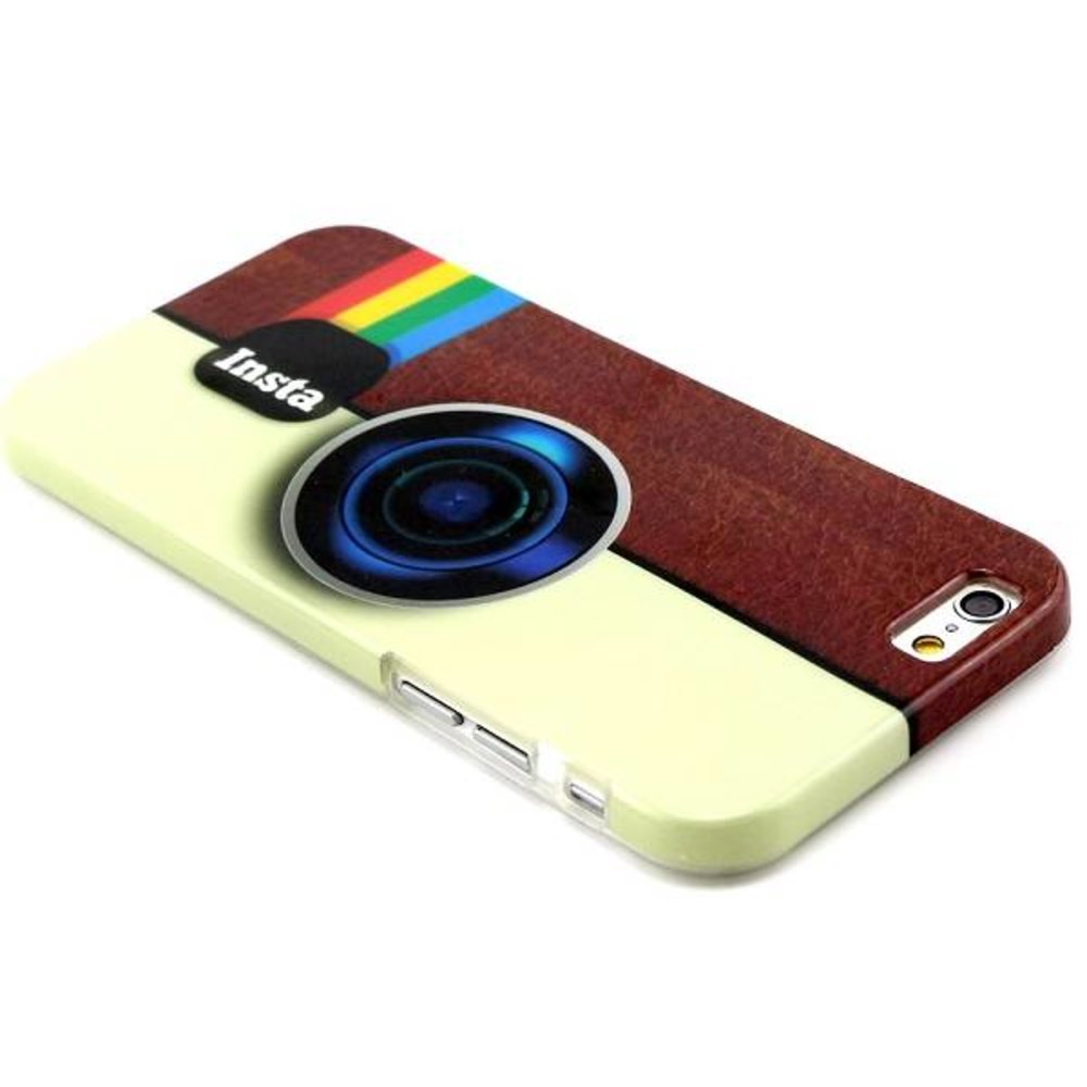 Instagram iPhone 6 TPU hoesje