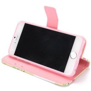 De drie uiltjes iPhone 6 portemonnee hoes