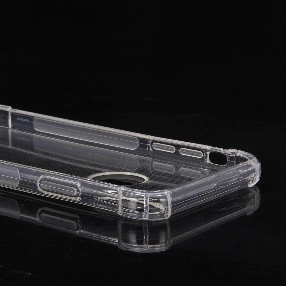Transparant flexibel iPhone X TPu hoesje