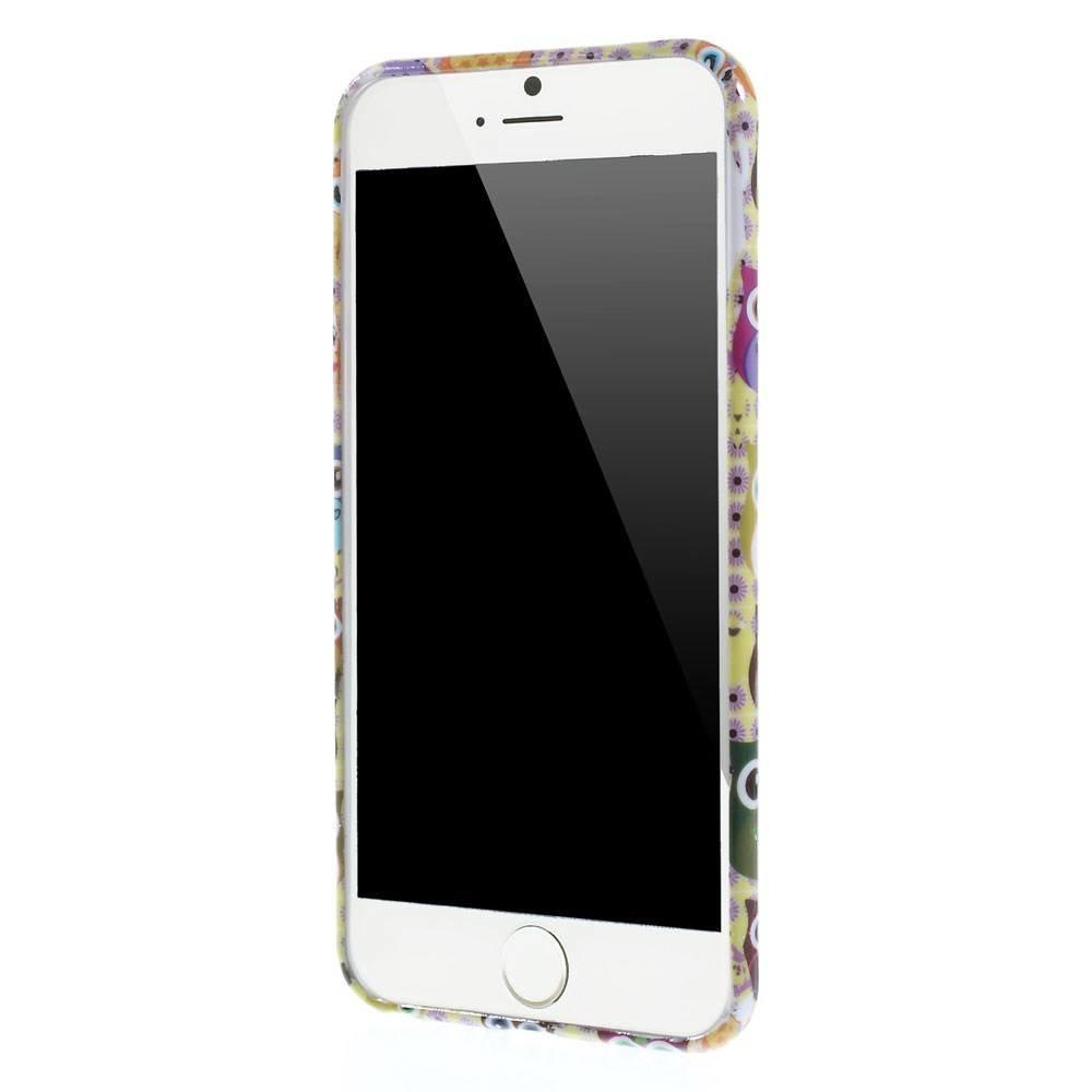 Uiltjes iPhone 6 plus TPU hoesje