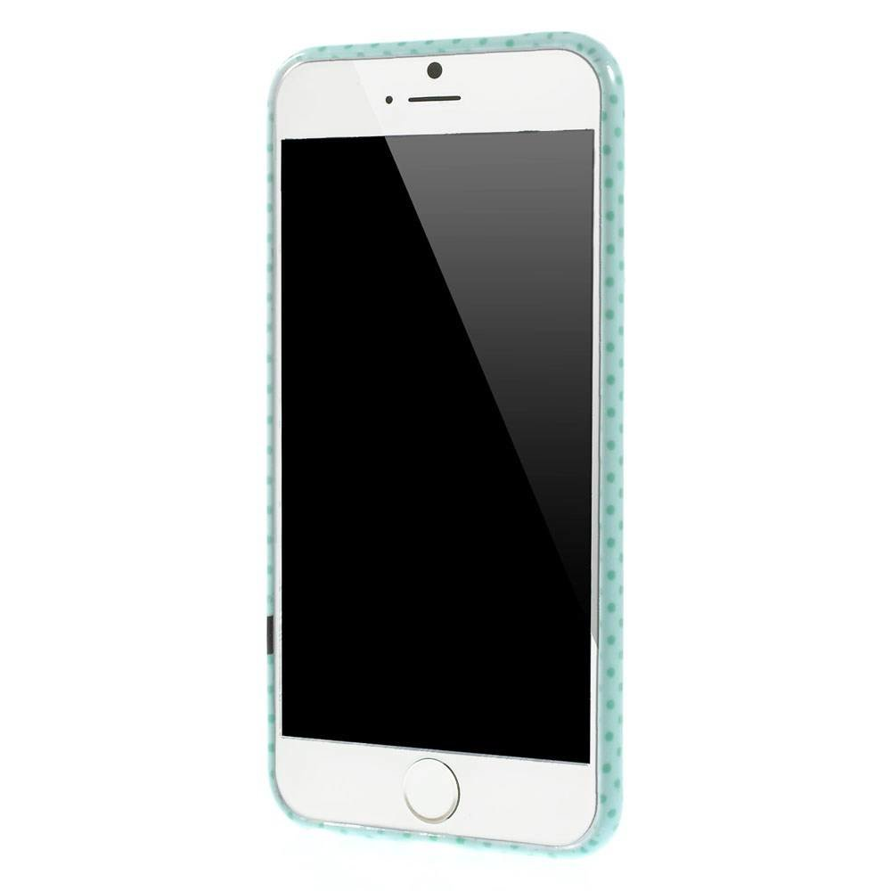 Slapend uiltje iPhone 6 plus TPU hoesje