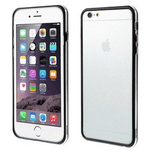 iPhone 6 Plus bumper zwart/transparant