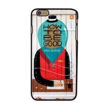 How to be good iPhone 6 plus hardcase hoesje