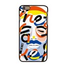 Artistiek iPhone 6 plus hardcase hoesje