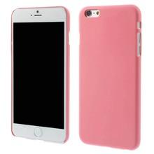 Roze effen iPhone 6 Plus hardcase