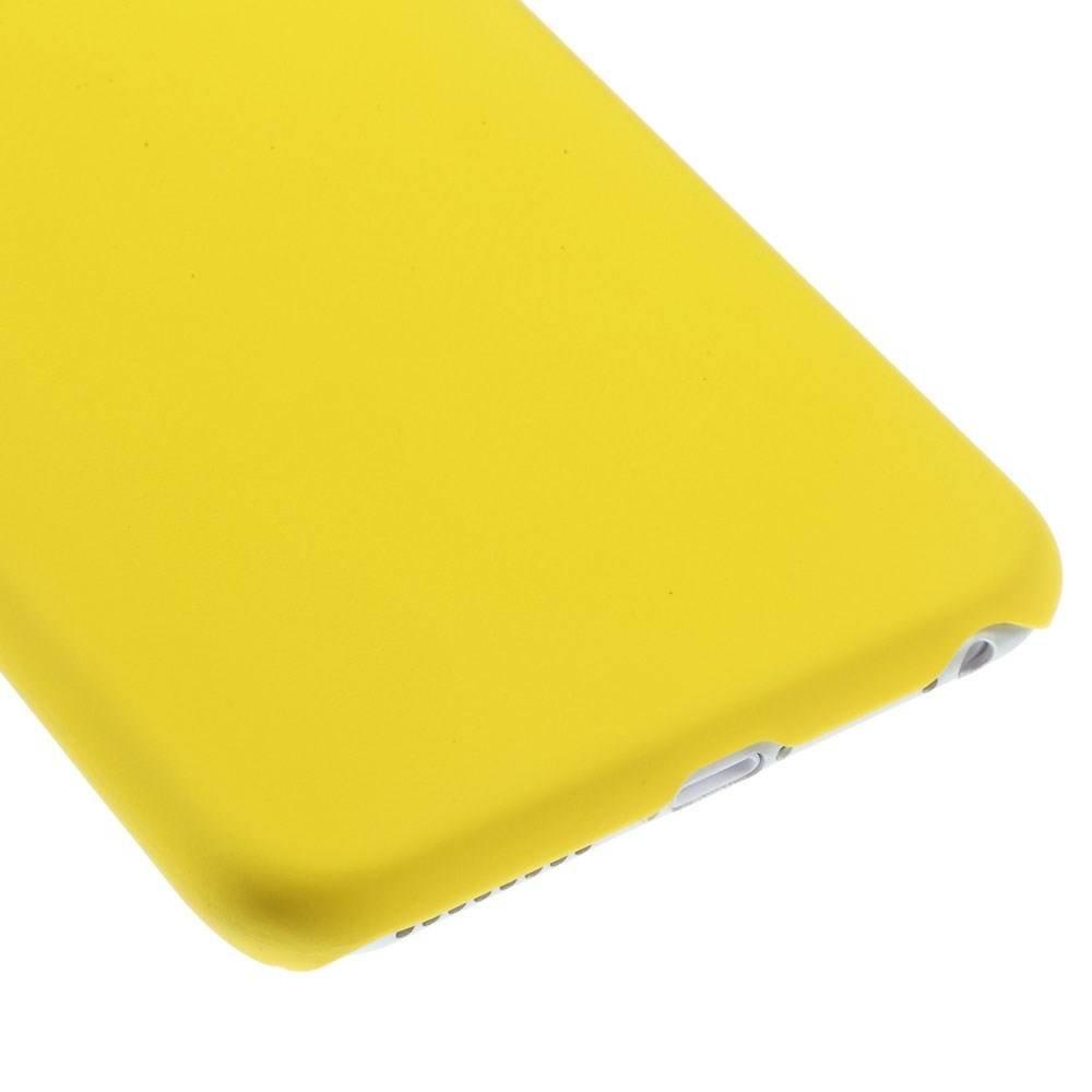 Geel effen iPhone 6 Plus hardcase