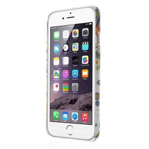 Bloemetjes iPhone 6 hardcase hoesje