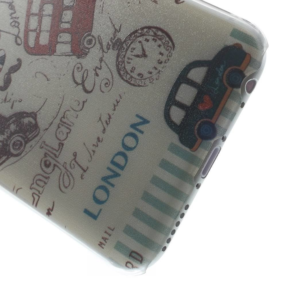 Londen style iPhone 6 hardcase hoesje