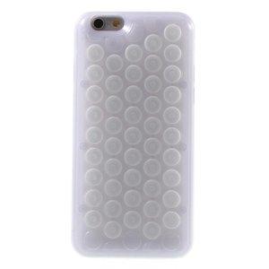 POP POP bubbeltjes hoesje iPhone 6 wit