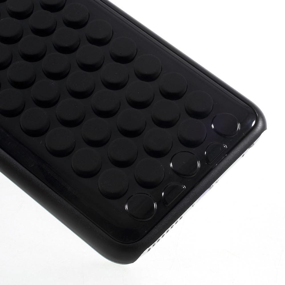 POP POP bubbeltjes hoesje iPhone 6 plus zwart