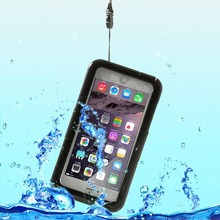 IP-68 waterdichte iPhone 6 Plus en 7 PLUS en iPhone 8 PLUS  case