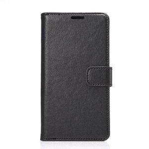 Samsung Galaxy S6 portemonnee hoesje zwart