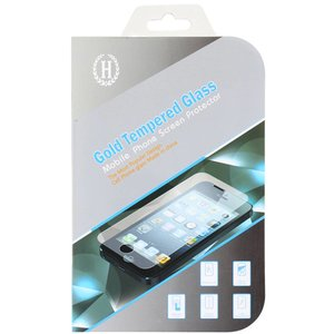 FULL COVER iPhone X tempered glass screenprotector  wit