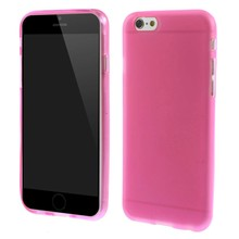 Roze TPU iPhone 6 hoesje