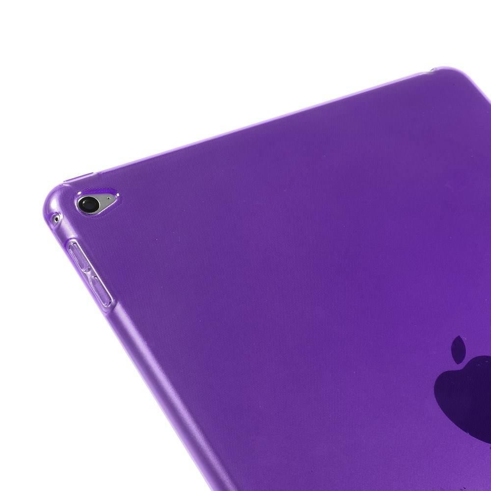 iPad Air 2 TPU backcover paars