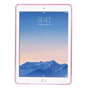 iPad Air 2 TPU backcover roze