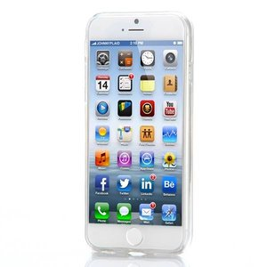 Sexie vrouw iPhone 6 TPU hoes
