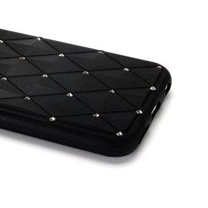 Stars zwarte iPhone 6 Siliconen hoes
