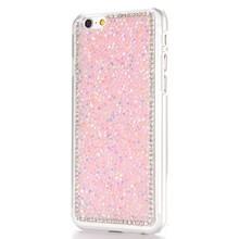 Roze strass iPhone 6 hard case