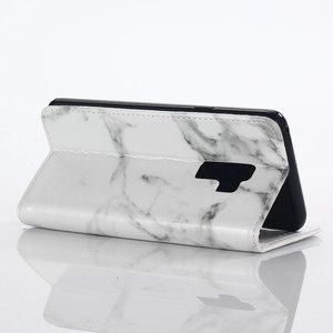 Marmer motief hoesje Samsung S9 PLUS