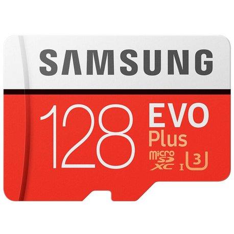 Samsung 128GB microSD SDXC kaartje EVO plus