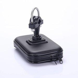iPhone 8 Waterdichte fiets telefoonhouder hoesje voor op stuur