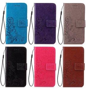 Vlinder en klimop voor de Galaxy S9 plus in diverse kleuren verkrijgbaar