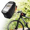 Waterproof fietstasje 5,3inch