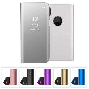 Gegalvaniseerd doorschijnend iPhone XS en iPhone X  hoes in diverse kleuren