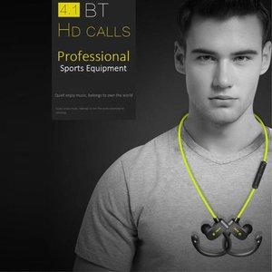 Bluetooth In-ear Draadloze Hardloop & Sport Oordopjes