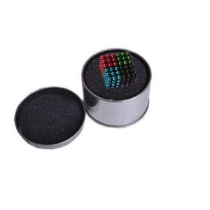 Neocube buckyballs magneet balletjes ballen 6 kleuren - 216 balletjes - 5mm