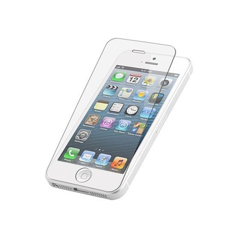 Tempered glass screenprotector gehard glas iPhone 5(S)/SE