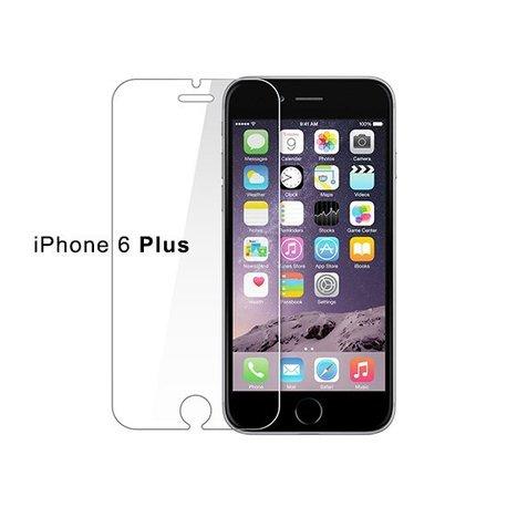 Set van 2 Tempered glass screenprotector gehard glas iPhone 6 (S) Plus
