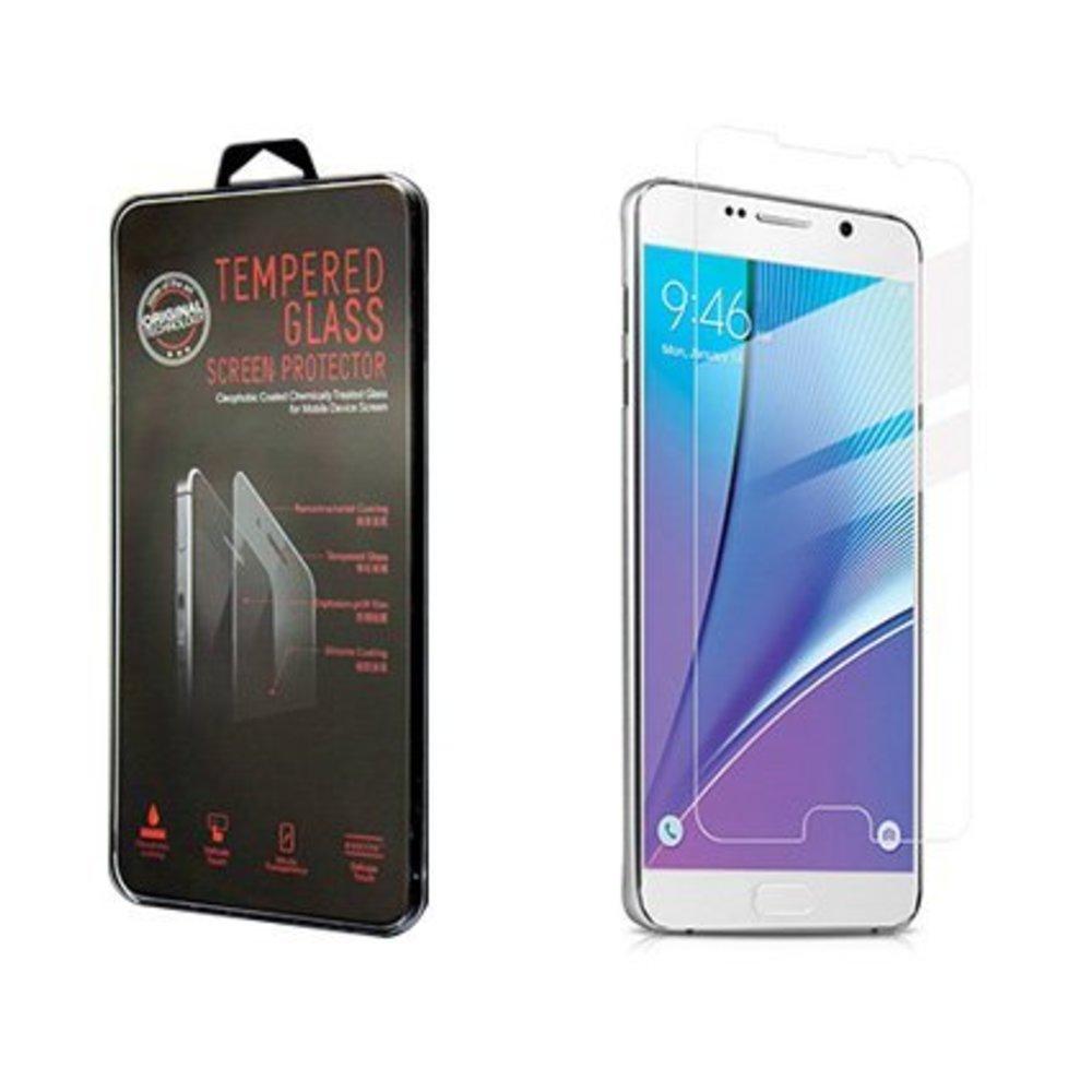 Tempered glass screenprotector gehard glas Samsung Galaxy Note 4 & 5