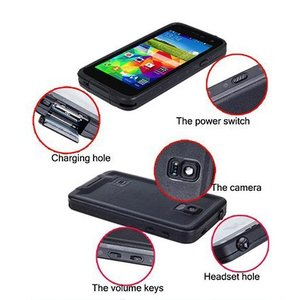RedPepper Redpepper waterdicht telefoon hoesje Samsung Galaxy S5