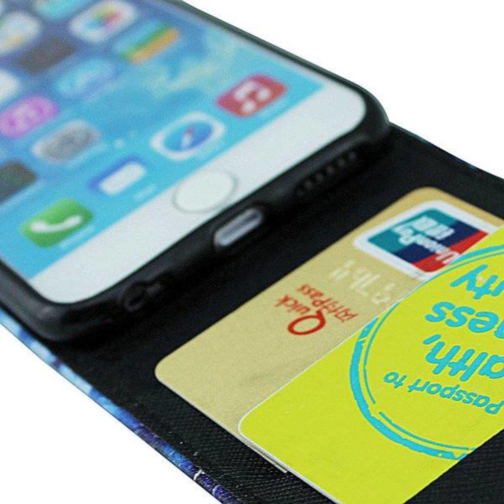 Tijger print iPhone 6 flipcase