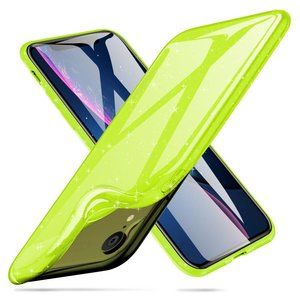 X-Level Rainbow Serie flexibel TPU hoesje voor de  iPhone XR