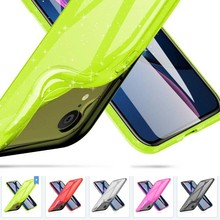 X-Level Rainbow Serie flexibel TPU hoesje voor de  iPhone XR