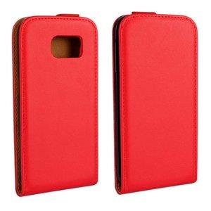 Samsung Galaxy S6 Flipcase rood