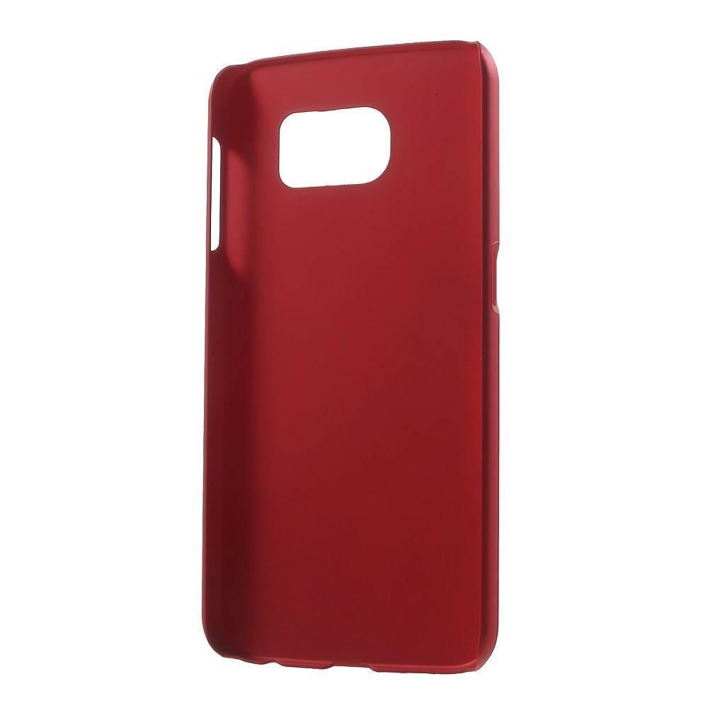 Rood Effen Hardcase Samsung Galaxy S6 hoesje