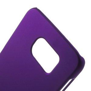 Paars Effen Hardcase Samsung Galaxy S6 hoesje
